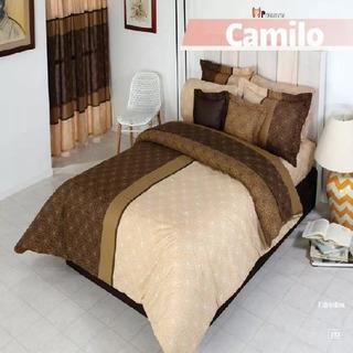 Set De Cortinas Modelo Camilo Marca Competition