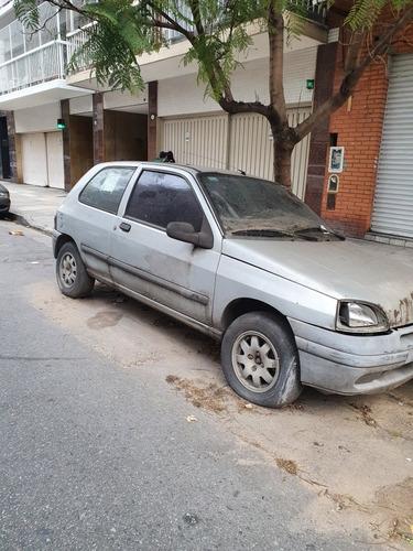 Renault Clio 1.9 Rnd Dh Aa Pk 1998