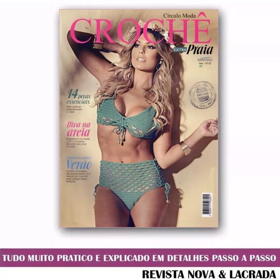 Revista Circulo Croche Extra Moda Praia N°02
