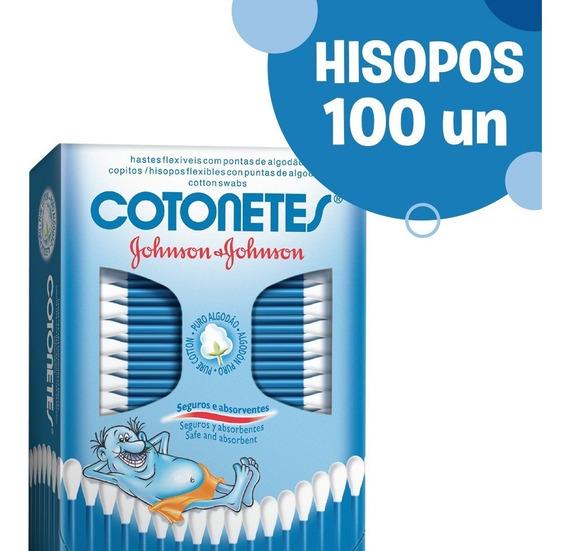 Cotonetes Hisopos 100 Unidades