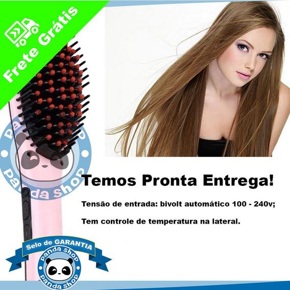 Escova Alisadora Fast Hair 230c Frete Gratis Pronta Entrega