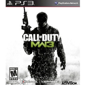 Call Of Duty Modern Warfare 3 Cod Mw3 Ps3 Psn Digital