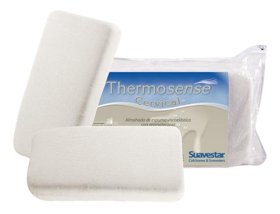 Par De Almohadas Suavestar Thermosense Cervical Inteligente