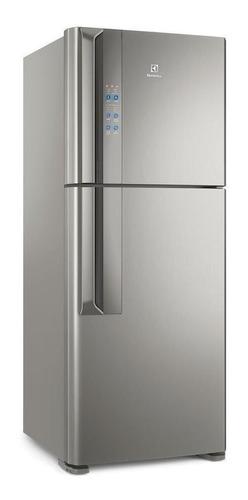 Geladeira/refrigerador 431 Litros 2 Portas Platinum - Electrolux - 110v - If55s