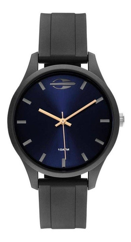 Relógio Mormaii Feminino Ref: Mo2035js/8j Wave Preto
