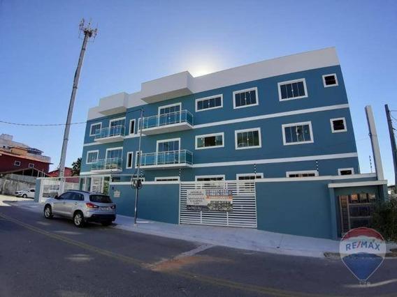 Últimas Unidades - Apartamento, 2q, Centro, São Pedro Da Aldeia, Rj - Ap0417