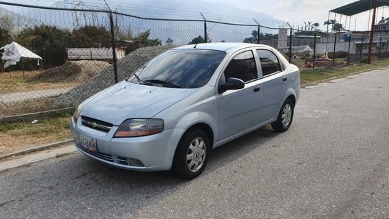 Chevrolet Aveo 2010 1.6 Azul Claro