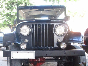 Jeep Ford Willys Original 1982