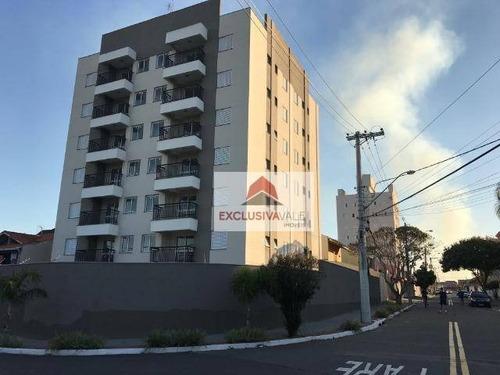 Imagem 1 de 5 de Apartamento Com 2 Dormitórios À Venda, 63 M² Por R$ 240.000 - Residencial Bosque Dos Ipês - São José Dos Campos/sp - Ap2566