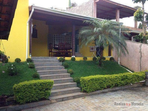 Imagem 1 de 18 de Casa 03 Dormitórios E 01 Suíte  -  Horizontal Park - Ca1983