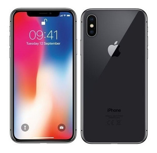 iPhone X 256 Gb Sin Caja + Mica Y Carcaza Smart Tecno Pro