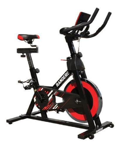 Imagen 1 de 10 de Bicicleta Spinning Arg 880 Randers Mundo Gym