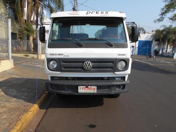 Volkswagen 10.160 2014 6x2 Truck Único Dono