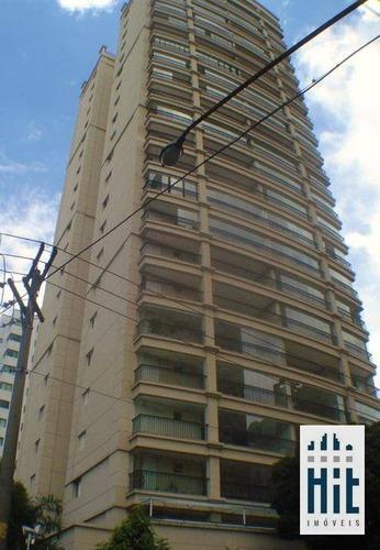Imagem 1 de 20 de Apartamento Com 3 Dormitórios, 98 M² - Venda Por R$ 1.500.000,00 Ou Aluguel Por R$ 5.000,00/mês - Vila Clementino - São Paulo/sp - Ap3908