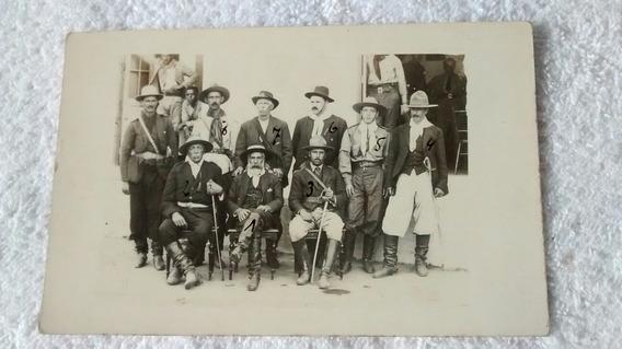 Revolução Federalista Gal Zeca Netto 1923 N 248
