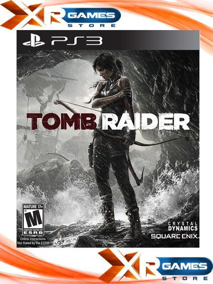 Tomb Raider 2013 - Digital Edition - Psn Ps3 - Promoção