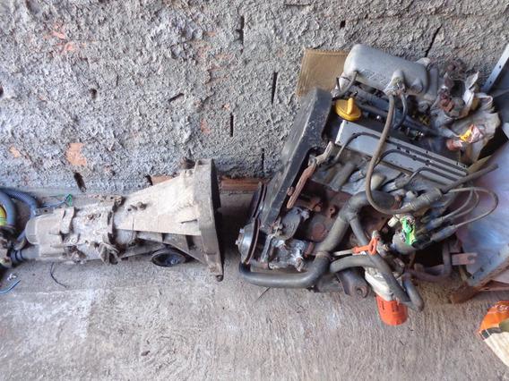 Motor Gol Gti Bola Ap 2.0 Original