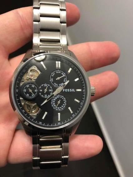 Relógio Fóssil Masculino Automático
