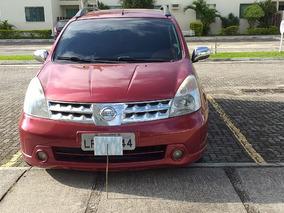 Nissan Grand Livina S 1.8 16v - 7 Lugares - 2011