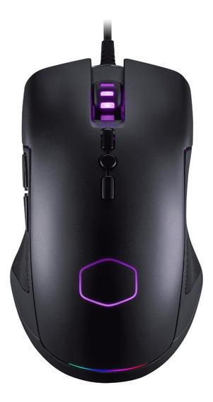 Mouse Gamer Cm310 Rgb 1000dpi 08 Botões Cooler Master