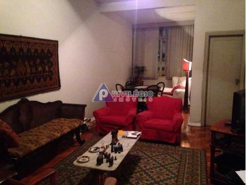 Apartamento À Venda, 2 Quartos, Copacabana - Rio De Janeiro/rj - 16632