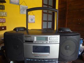 Rádio Gravador / Cd Aiwa Es 70 - Ler Descrição !!