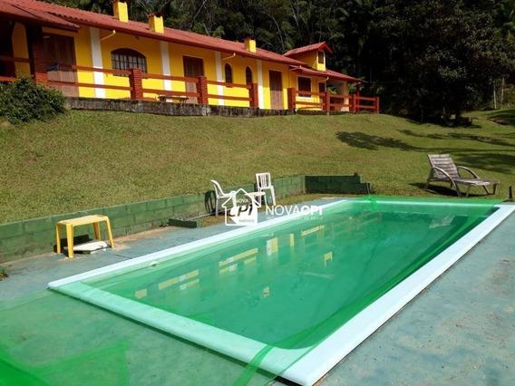 Sítio Com 3 Dormitórios À Venda Por R$ 580.000 - Jardim Das Palmeiras - Juquitiba/sp - Si0001