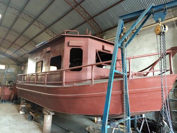 Barco Rebocador E Apoio 32 Pes-náutica/marítimo/lancha/barco
