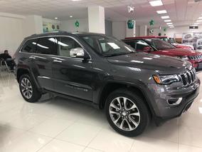 Jeep Grand Cherokee 3.7 Limited Lujo 3.6 4x2 At 2018