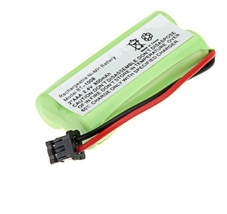 Batería Teléfono Alta Duración 2.4v 800mah 2xaaa Md270000