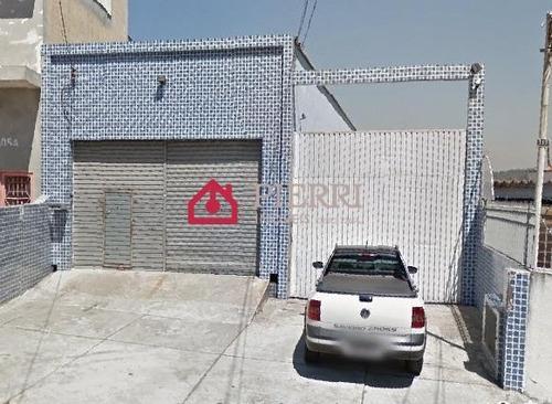 Galpão Comercial Para Aluguel No Parque São Domingos, 602 M² - 5380