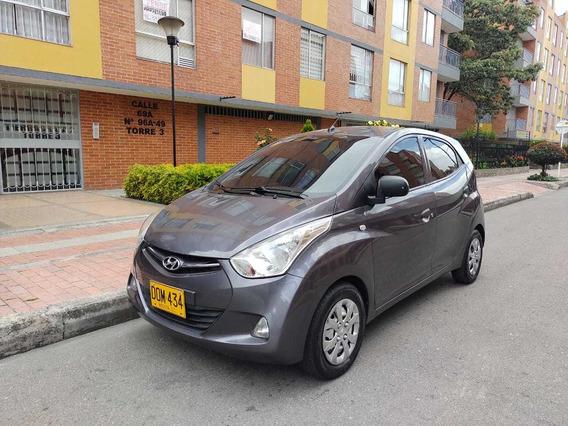 Hyundai Eon Advance Full Equipo