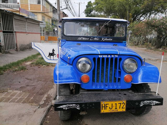 Ven-permuto Jeep Willys Modelo 64 Original