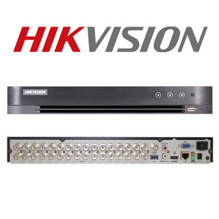 Dvr 32 Ch Full Hd 1080p Hikvision Ds-7232hqhi-k2