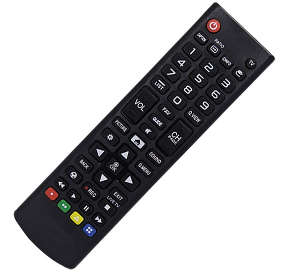Controle Remoto Universal Tv Led / Lcd Samsung E LG
