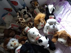 Coleção Completa Dos Ursinhos Da Parmalat!