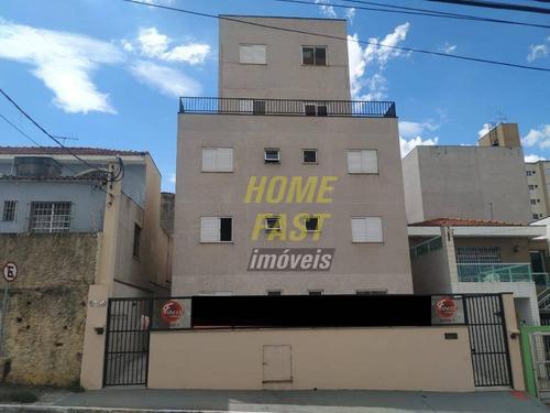 Apartamento Com 1 Dormitório À Venda, 29 M² Por R$ 195.000,00 - Tucuruvi - São Paulo/sp - Ap2292