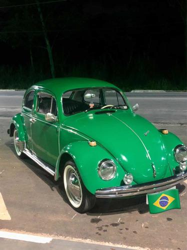 Imagem 1 de 6 de Volkswagen Fusca 1974