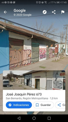 José Joaquín Pérez 673, San Bernardo, Chile