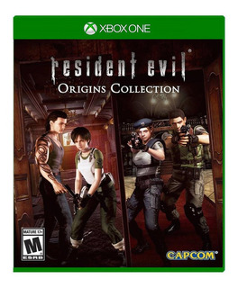 Xbox One Local Mode Resident Evil Origins Collection
