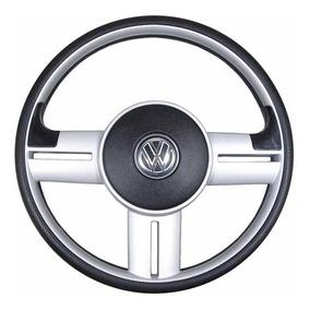 Volante Gol Volkswagen Esportivo Surf Rallye Prata Parati