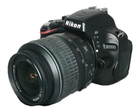 Câmera Nikon D5100 Seminova Impecável