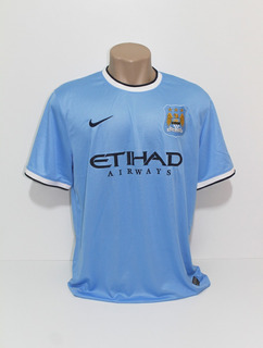 Camisa Original Manchester City 2013/2014 Home