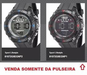 Pulseira Do Relógio Speedo 81072g Lifestyle 81072g0egnp1 P2