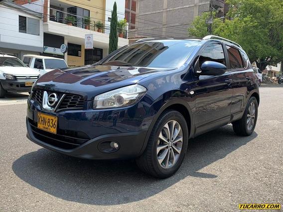 Nissan Qashqai Automática 4x4 Techo Cristal