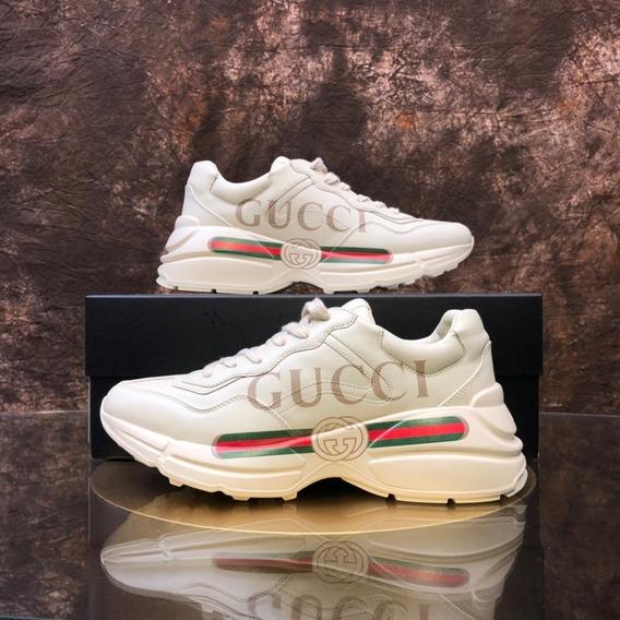 Tenis Gucci Sneakers - 001
