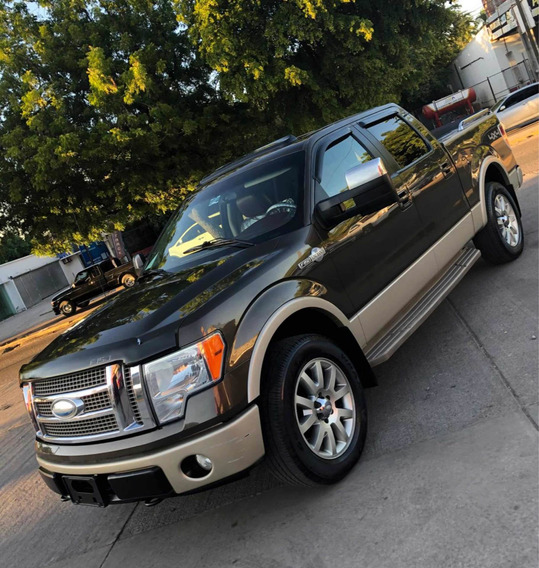 Ford Lobo 5.4 King Ranch 4x4 Mt 2009