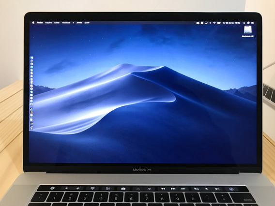 Macbook Pro 15 Touch Bar 2.9ghz I7 16gb 512gb Mptt2bz/a Br