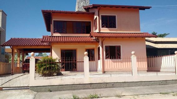 Casa À Venda, Praia Do Sonho Vista Mar, Palhoça. - Ca0559