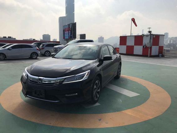 Honda Accord 4p Exl Sedán V6/3.5 Aut